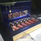 Waterproof Lipstick Pack of 6pcs