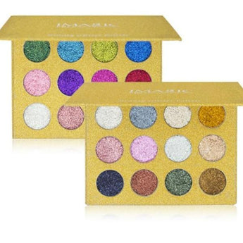 Best Glitter Eyeshadow Palette