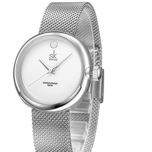 Classic Mesh Belt Watch