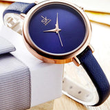 ELEGANT SLIM STRAP WATCH