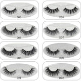 Real Mink Lashes - Reusable