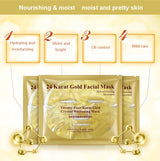 Best Gold Collagen Facial Mask - 5-Pack