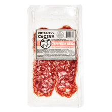 Load image into Gallery viewer, Cerveza Seca — Dry Cured Beer Salami