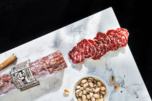 Load image into Gallery viewer, Trufa Seca — Dry Cured Black Truffle Large Salami