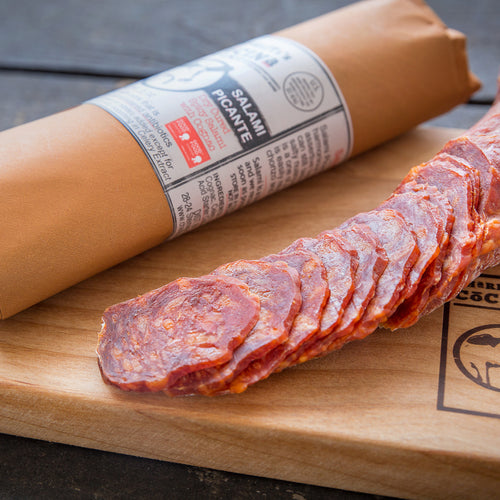 Salami Picante — Dry Cured Spicy Salami