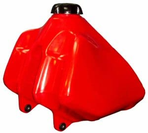 Honda XR 200R (85-02) Stock (RED) #11444-04 Clarke Mfg.