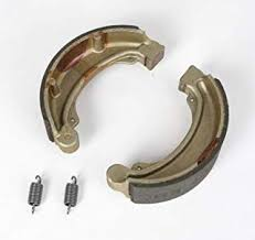 EBC Brake Set, #H331 CR125/CR250 '83-'85 rear,  CR480 '83 rear, CR500 '84-'85 rear