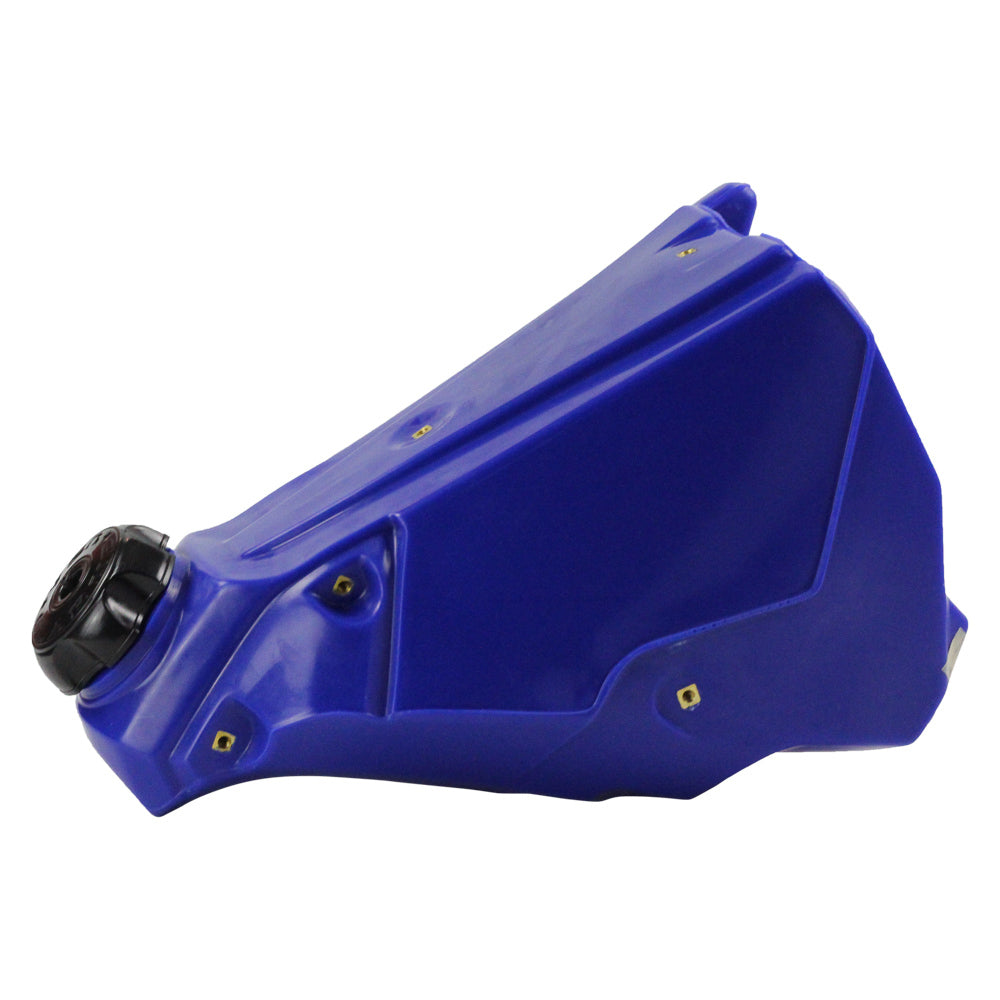 Clarke Mfg Fuel Tank Yamaha YZ 125/250  (96-01)#11397-10, stock capacity. Navy Blue,