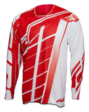 JT Racing USA-2017 Hyperlite Breaker Jersey, Red/White