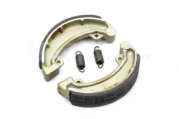 EBC Brake Shoe Set, Front, '83 CR250/480 #H328