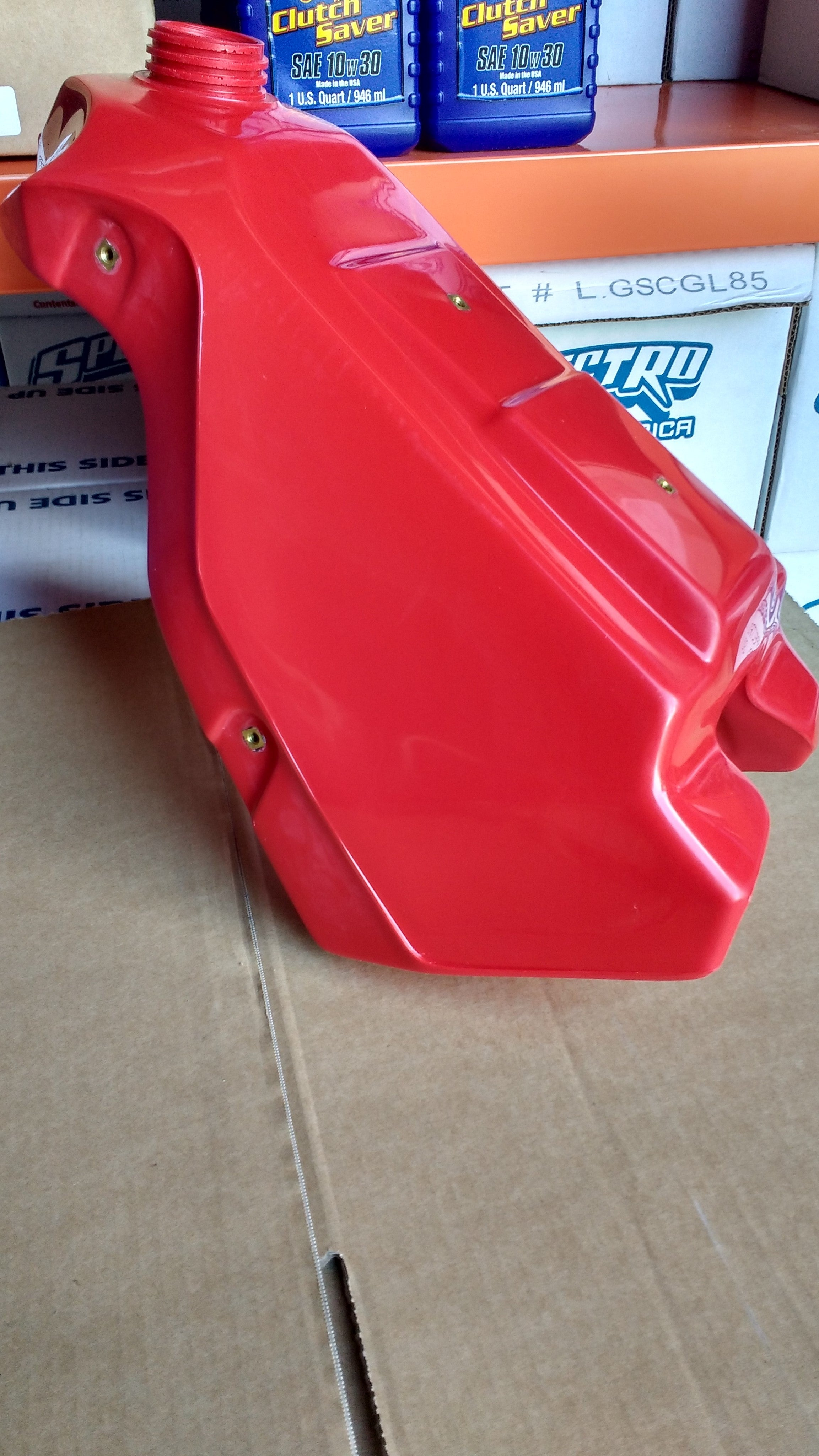 Honda CR500R Fuel Tank (1991-2003)  #11410-04 Clarke Mfg.