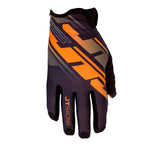 JT Racing USA-Pro-Fit Tracker, Glove, Black/Orange