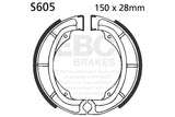 KAWASAKI KDX 250 B1 1979  EBC Brake Shoes REAR #S605G