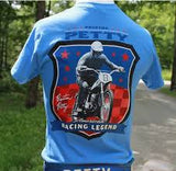 Preston Petty T-Shirts Brad Lackey designed 'Legends'