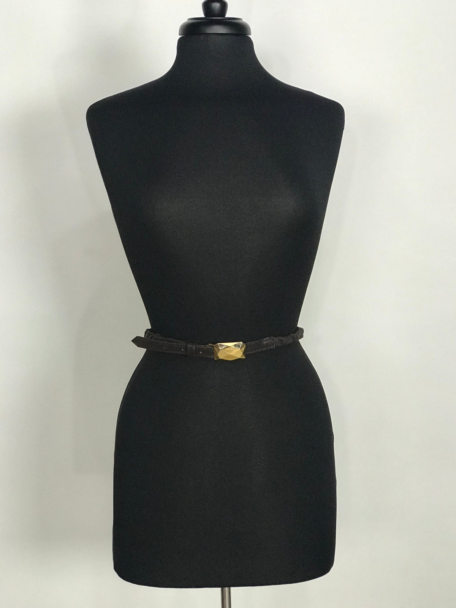 B-Low The Belt Leather Waist Belt