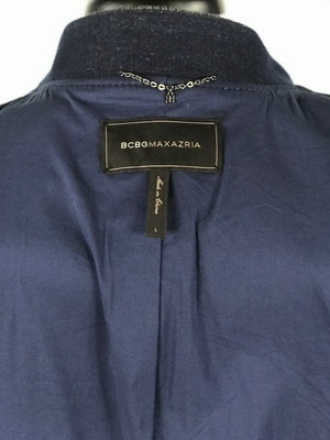 BCBG Fitted Wool Jacket