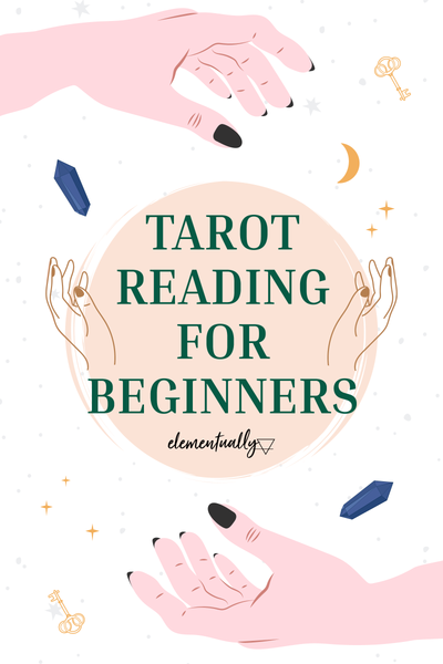 *Sale* Tarot Readings For Beginners (150+ Pages)