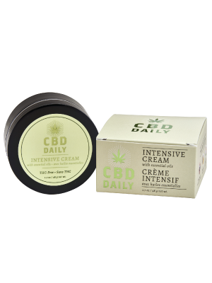 CBD Daily Intensive Cream - DYC