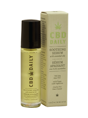 CBD Daily Soothing Serum (Rollerball) - DYC