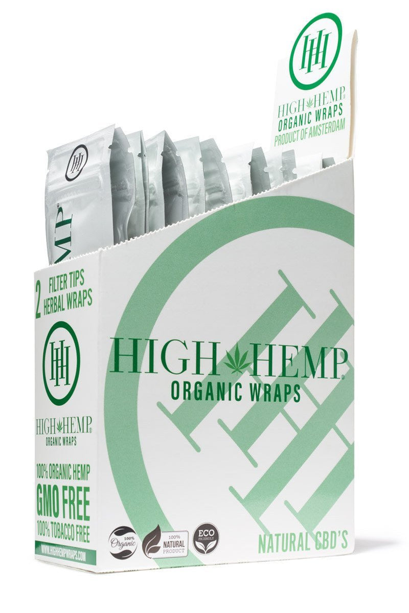 High Hemp Wraps - Original