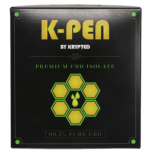 K-PEN BY KRYPTED - CBD KIT