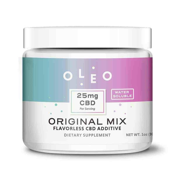 OLEO Original Mix Flavorless CBD Additive