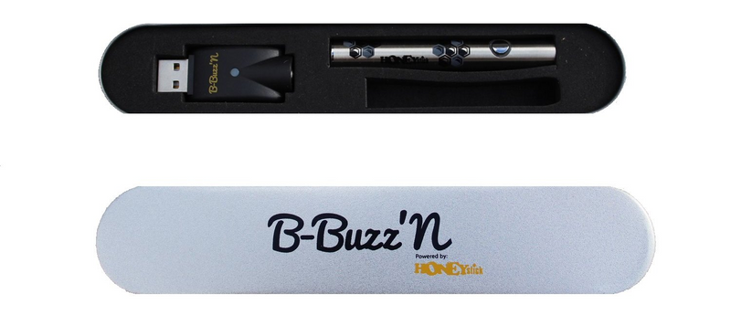 B-Buzz'n Deluxe Battery in Tin Case