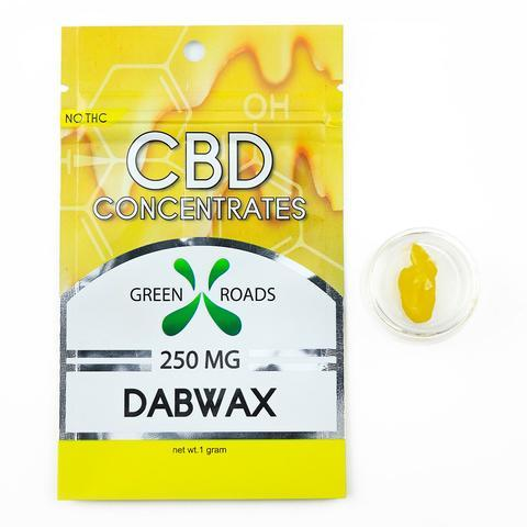 Green Roads CBD Dabwax 250mg