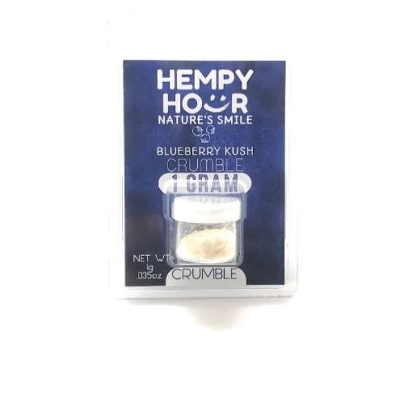 Hempy Hour CBD Wax