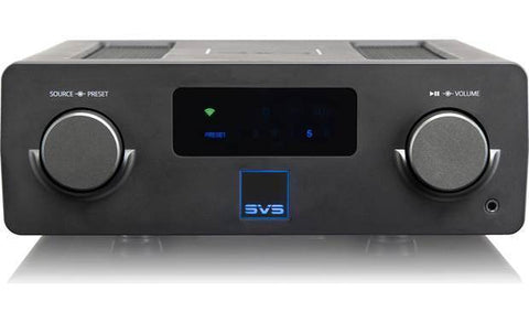 Bluetooth Wi Fi amplifier SVS Prime Wireless Soundbase Amplifier