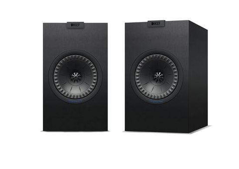 Bookshelf Speakers Black KEF Q150 Bookshelf Speakers
