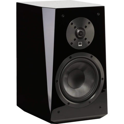 Bookshelf Speakers Black SVS Ultra Bookshelf Speakers