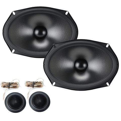 Car Audio Speakers Alpine S-S69C Car Audio Speakers