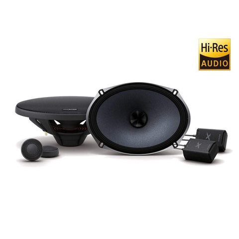 Car Audio Speakers Alpine X-S69C Car Audio Speakers