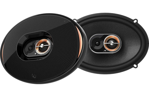 Car Audio Speakers Infinity Kappa 93ix Car Audio Speakers