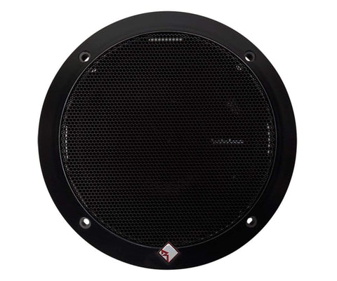 "Car Audio Speakers Rockford Fosgate P16-S 6"" 2 Way Punch Car Audio Speakers"