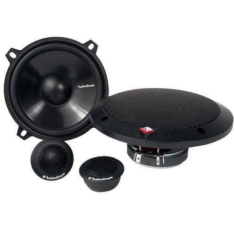 Car Audio Speakers Rockford Fosgate R152-S Prime Car Audio Speakers