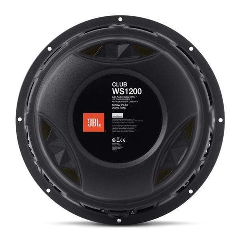 Car Audio Subwoofer JBL Club WS1200 Car Audio Subwoofer