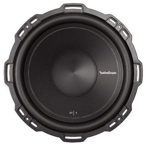 "Car Audio Subwoofer Rockford Fosgate P1S2-12 Punch 12"" P1 2-Ohm SVC Subwoofer"