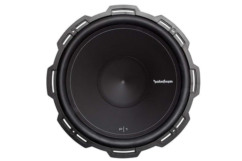 "Car Audio Subwoofer Rockford Fosgate P1S2-15 Punch 15"" P1 2-Ohm SVC Subwoofer"