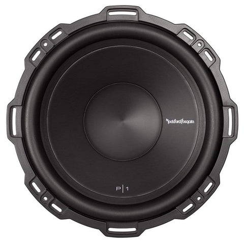 "Car Audio Subwoofer Rockford Fosgate P1S4-12 Punch 12"" P1 4-Ohm SVC Subwoofer"