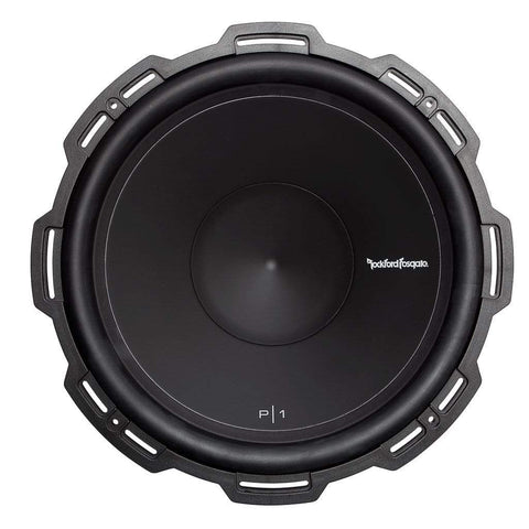 "Car Audio Subwoofer Rockford Fosgate P1S4-15 Punch 15"" P1 4-Ohm SVC Subwoofer"