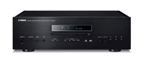 CD Player Black Yamaha CD-S2100