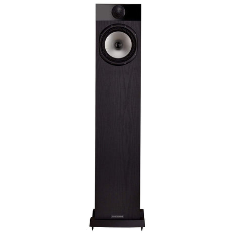 Floorstanding Speakers Black Ash Fyne Audio F302 Floorstanding Speakers