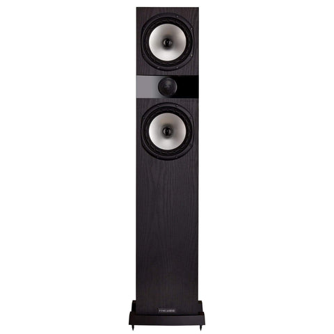 Floorstanding Speakers Black Ash Fyne Audio F303 Floorstanding Speakers