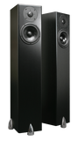 Floorstanding Speakers Black Ash Veneer Totem Hawk Floorstanding Speakers