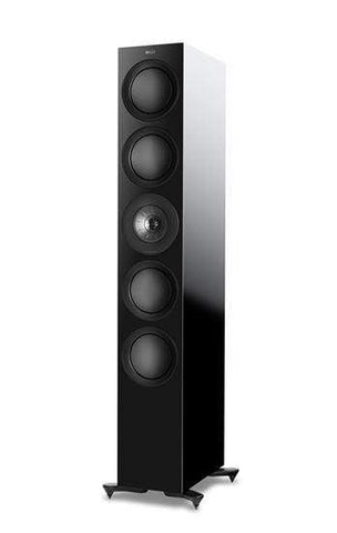 Floorstanding Speakers Black KEF R11 Premium Floorstanding Speakers