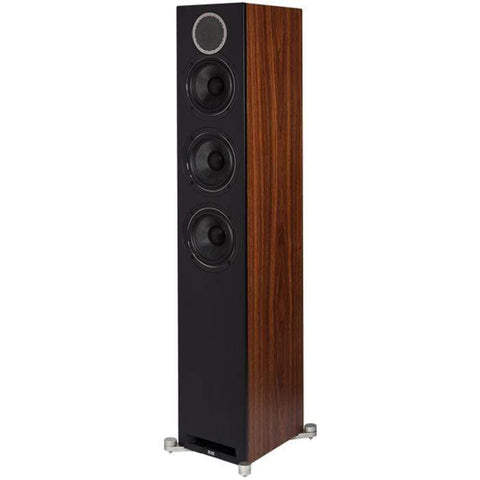 Floorstanding Speakers Black Walnut Elac Debut Reference DFR52 Floorstanding Speakers