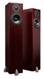Floorstanding Speakers Mahogany Veneer Totem Hawk Floorstanding Speakers