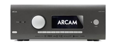 Home Theater Amplifier Arcam AVR20 Home Theatre Amplifier (Dolby Atmos)
